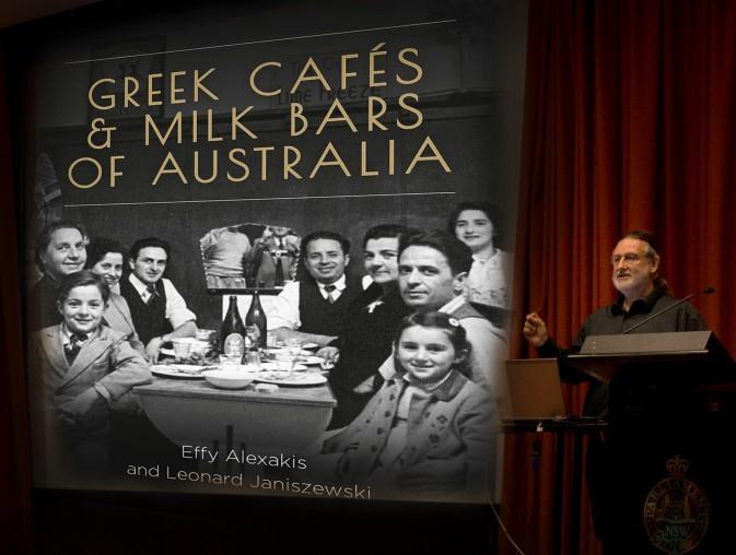 Greek Cafes and Milk Bars of Australia