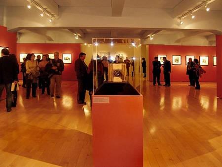 FATSEAS EXHIBITION OPENING AT BENAKI MUSEUM (21 February 2008) - Benaki 02
