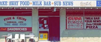 The Milk Bar - image