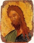 Icon of Aghios Ioannis Prodromos (St. John Prodrome)