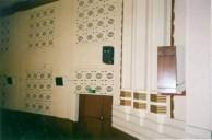 Saraton Theatre - Grafton, NSW, Australia - refurbished walls