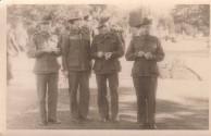 Best Friends in The Australian Army 1943