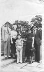 Theodore Georgopoulos family in Detroit Michigan