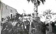 village folks in Kythera