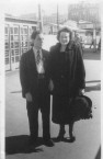 My First day in Australia 26th May 1950 with my sister Pipitsa
