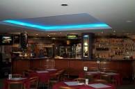 The Greek Club, Brisbane. The Members Bar.