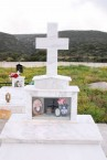 Grave of Giorgos P. Friligos, Frilingianika
