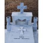 Grave of Georgios Batsinilas, Logothetianika