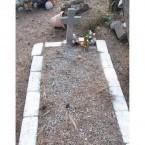 Unknown Grave - Logothetianika Cemetery