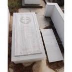 Manolesos Family Memorial - Logothetianika Cemetery (2 of 2)