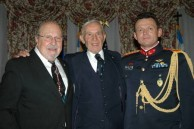 Greek-American Veterans of United States commando units honored