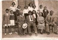 Το Δημοτικό σχολείο της Χώρας το 1943