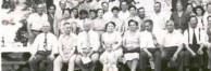 Kytherian picnic Detroit 1945 left side of group