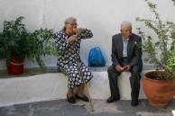 '' sitting on the berzoula''
