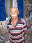 Elderly male resident. Lourandianika. 2008.