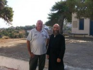 Father Panayoti Diakopoulos, and Theo Kapatanios Poulos,