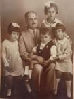 Dimitrios Panagiotis Melitas - Family Portrait 1930