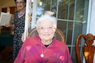 Stamatoula Mavromatis Chlentzos Celebrates her 106th Birthday