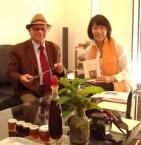 Soko Koizumi with John Kassimatis