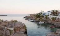 The port of Avlemonas