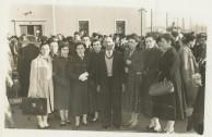 Leaving for Australia 1956