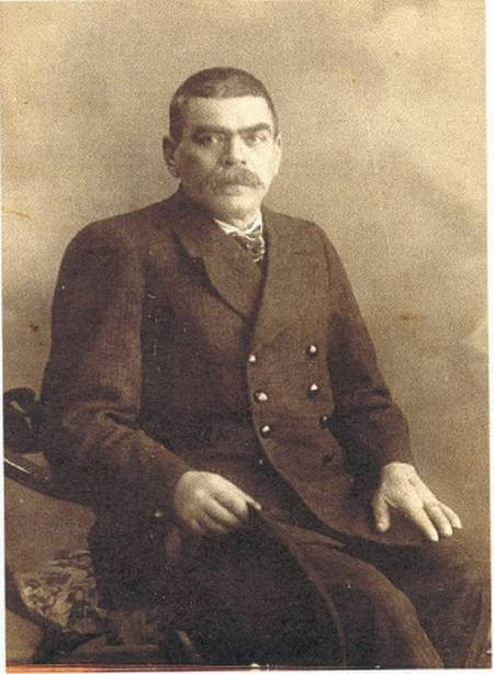 Grandfather Theodore Panaretos- Potamos