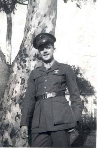 John. P. Panaretos - WW II - 1943