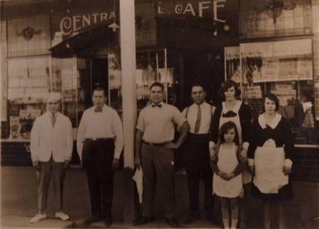 Century Cafe, Mackay, North Queensland