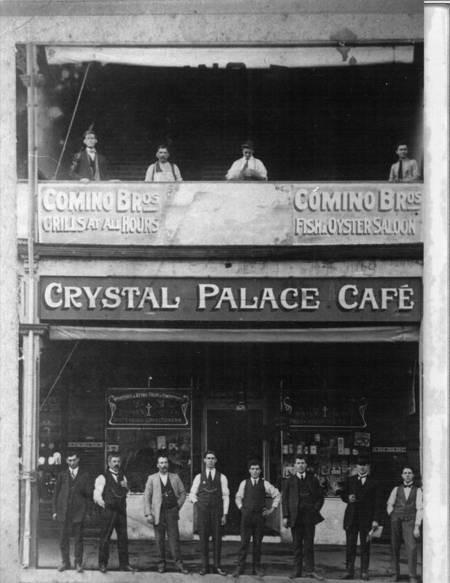 Crystal Palace Cafe