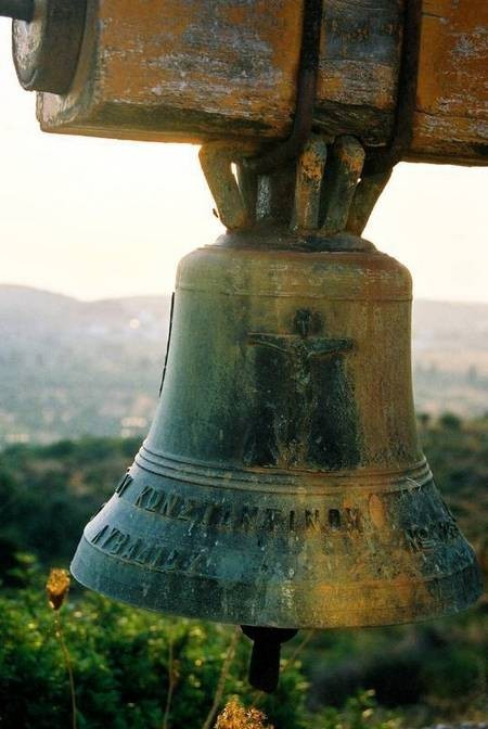 The Church Bell of Agios Constantinos