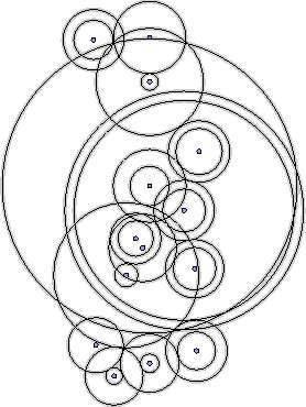Antikythera mechanism - Gears 1