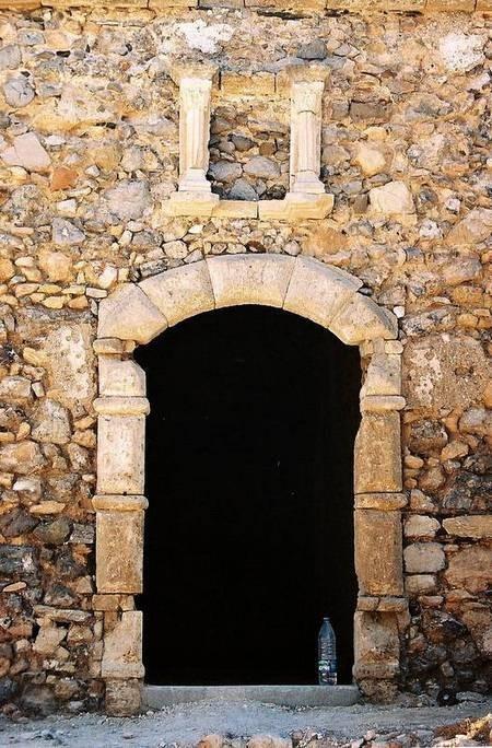 Venetian archway