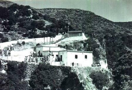 Monastery of Orfani in Mylopotamos