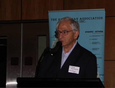 international Kytheraismos Symposium 2006 - Archie Kalokerinos
