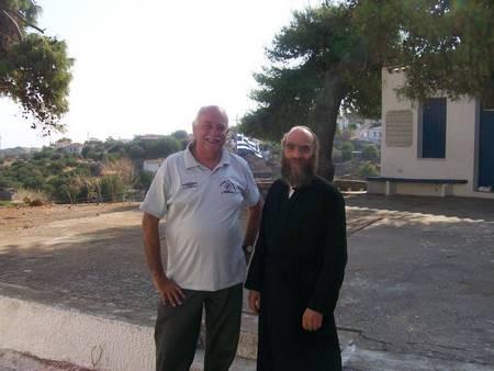 Father Panayoti Diakopoulos, and Theo Kapatanios Poulos,