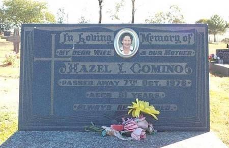 Hazel Comino [palavras]