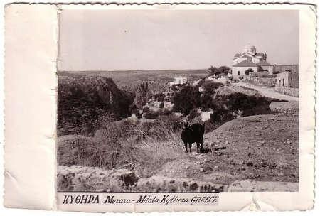 Mitata Vintage Postcard