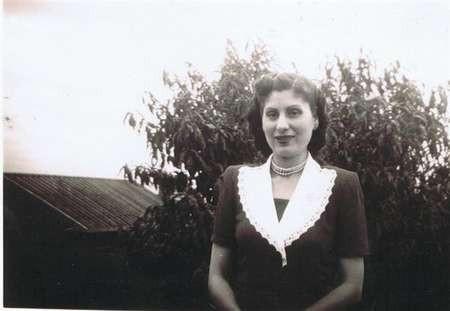 Effie Zaunders circa 1955