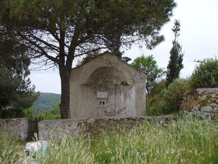 Agios Spiridon, Potamos