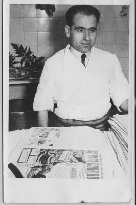 Cinema Research 11: Appendix 11: Harry Aliferis, and the Hellenic Talkies Coy Australasia. - Aliferis, Harry  Bondi JUnction Butcher Shop