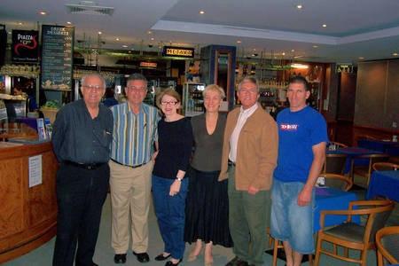 Queensland. Kytherian Association of Queensland, Incorporated. Australia. - Bris 21 Sept QldComm2