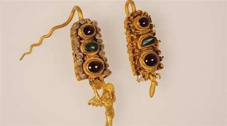 Αρχαιολογικό Μουσείο: Εκθεση για το περίφημο ναυάγιο των Αντικυθήρων - χρυσών ενωτίων