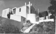 Gavriles family home in Logothetianica 1955
