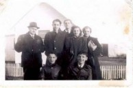 Cosmas Panaretos Family - New Bedford Massacusetts