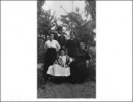 Members of the Nicolaides, Vidale and Economos families.