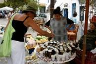 the market at potamos.