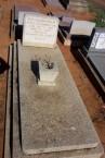 Peter M Condoleon. Gravesite. Old Dubbo Cemetery.