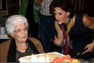 Stamtoula Chlentzos celebrates her 100th birthday,