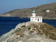 Lighthouse at Kapsali.