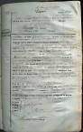 Charalambos Chlentzos & Efrosini Venardos Wedding Certificate
